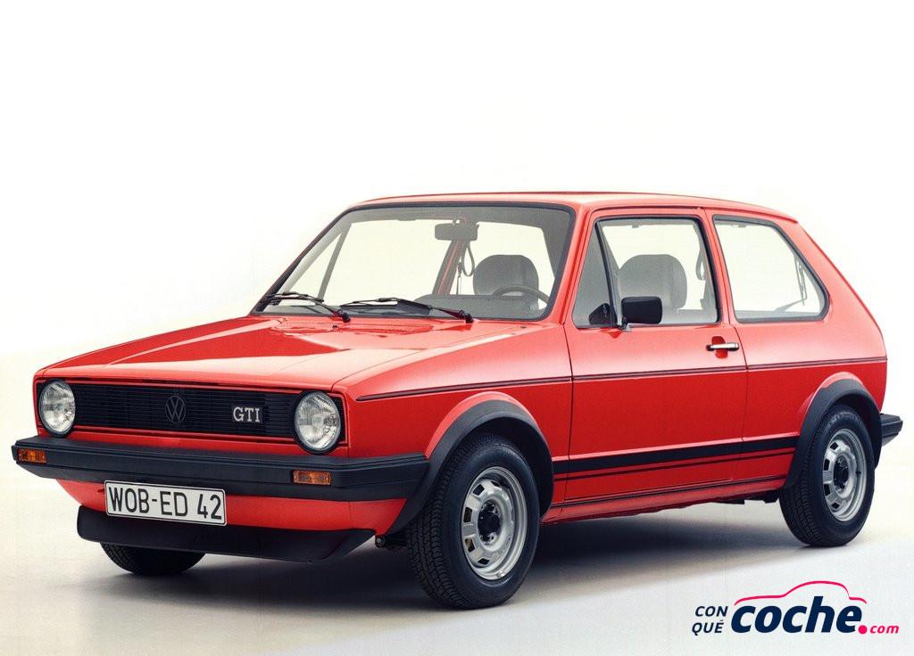 Volkswagen Golf I GTI (1975)
