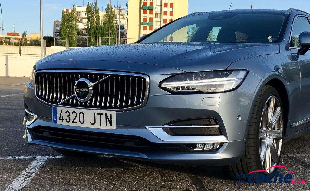 Volvo limita la velocidad máxima de sus coches